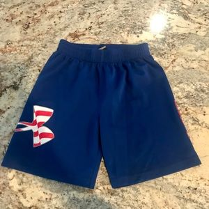 Under Armour boys gym shorts
